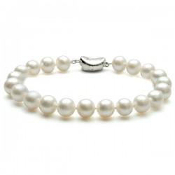 Brațară cu perle albe cadaouriși perle