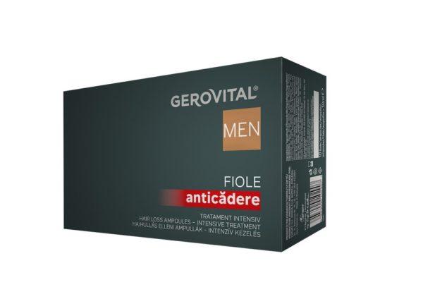 Trei generații și gama Gerovital Men