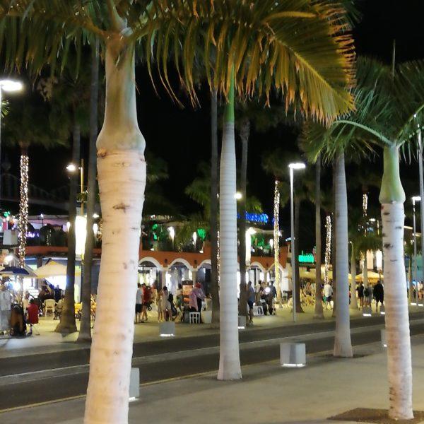 Tenerife - dincolo de mitul vacanței de lux Playa de Las America