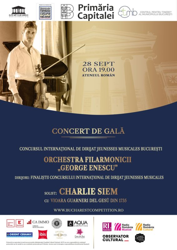 Concursul Internațional de Dirijat Jeunesses Musicales București