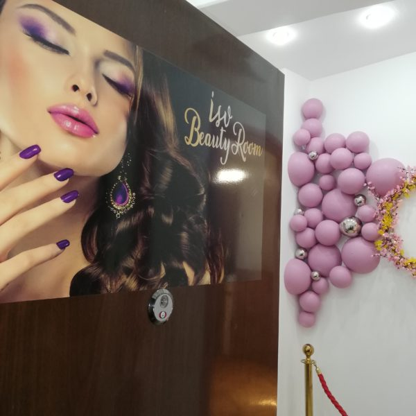 Un an cu ISV Beauty Room: răsfăț regal