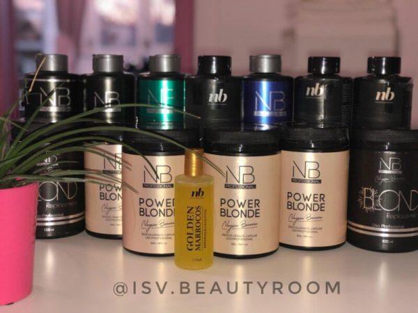Povestea culorii preferate cu produse exclusiviste NB la ISV Beauty Room