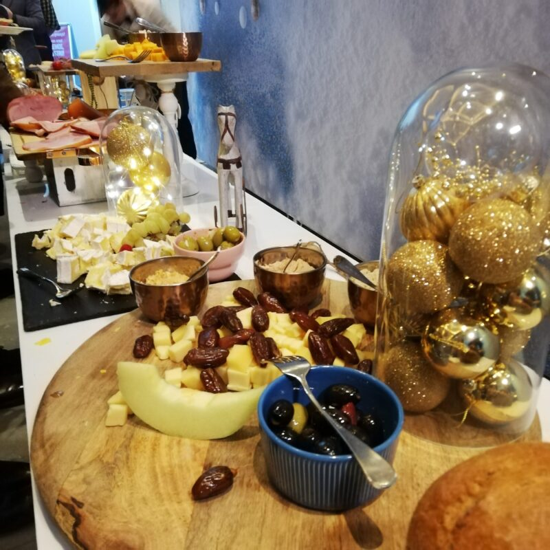 IMG 20191204 114903 scaled Food Bloggers Conference Winter Edition 2019.
