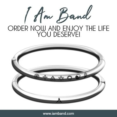 The story and benefits of the I Am Band bracelet