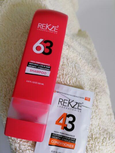 IMG 20200614 143823 Rekze 63 - noul șampon din ritualul meu de îngrijire