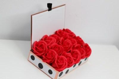cutie motivationala 2 Cadoul floral bine ales, transmite mesajul corect