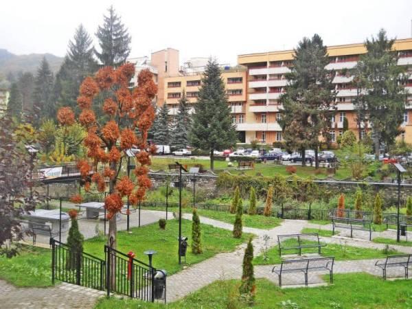 par posta olanesti 810x608 1 Băile Olăneşti - o destinaţie de turism redescoperită