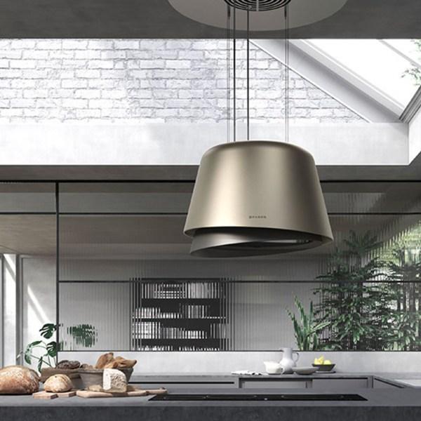 faber home island up down belle plus cat Bucătăria anului 2021: stil practic, elegant, exclusivist