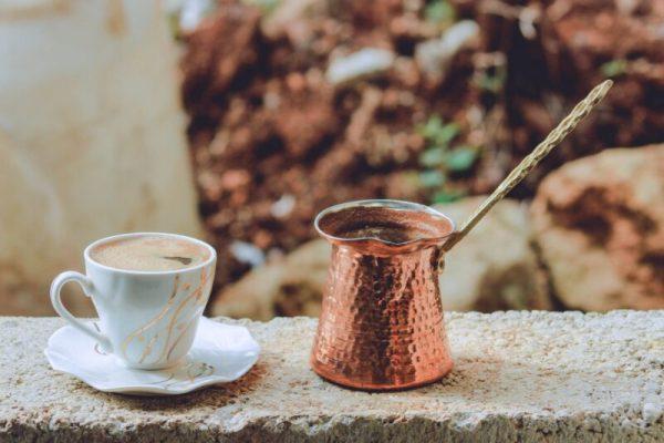 ibric cafea