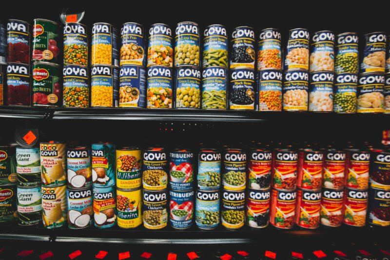Metode de conservare a produselor alimentare