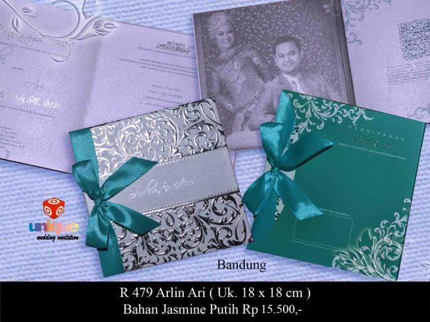 undangan Arlin Ari