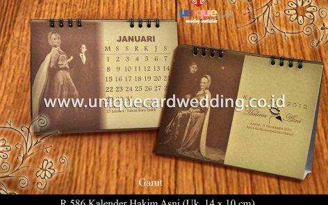 Kalendar Pernikahan Hakim Asni