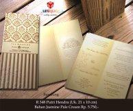 undangan Putri - Hendra