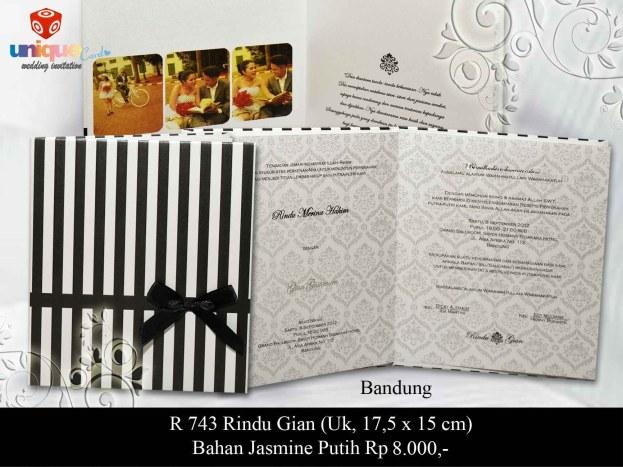 undangan Rindu - Gian