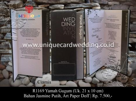 Undangan Pernikahan Hard Cover