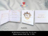 wedding invitation burim lirime
