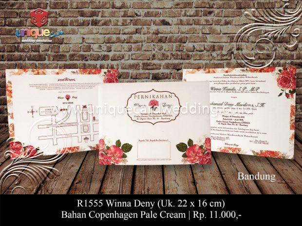 Undangan Pernikahan Winna Deny