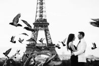 prewedding at france