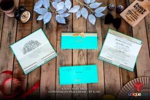undangan pernikahan rima arqy