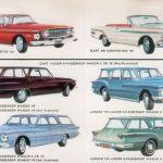 1962 Dodge Dart Lancer Brochure