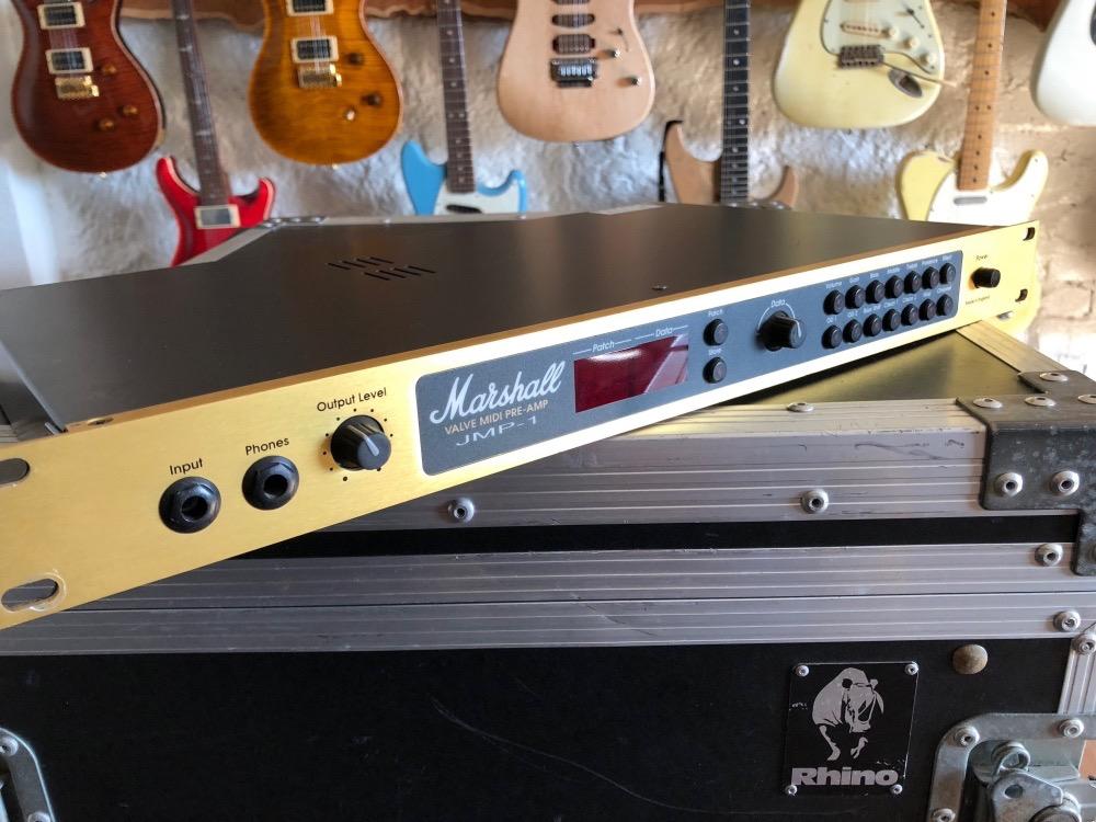 Marshall JMP-1 Valve Pre-Amp – Unique Guitars