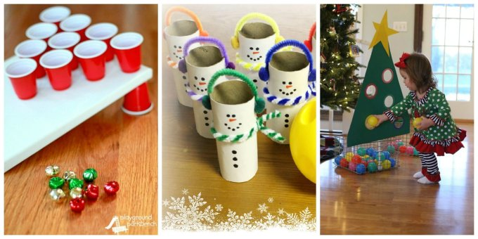 10 ideal christmas activity ideas for kids - Fun Christmas Games For Kids