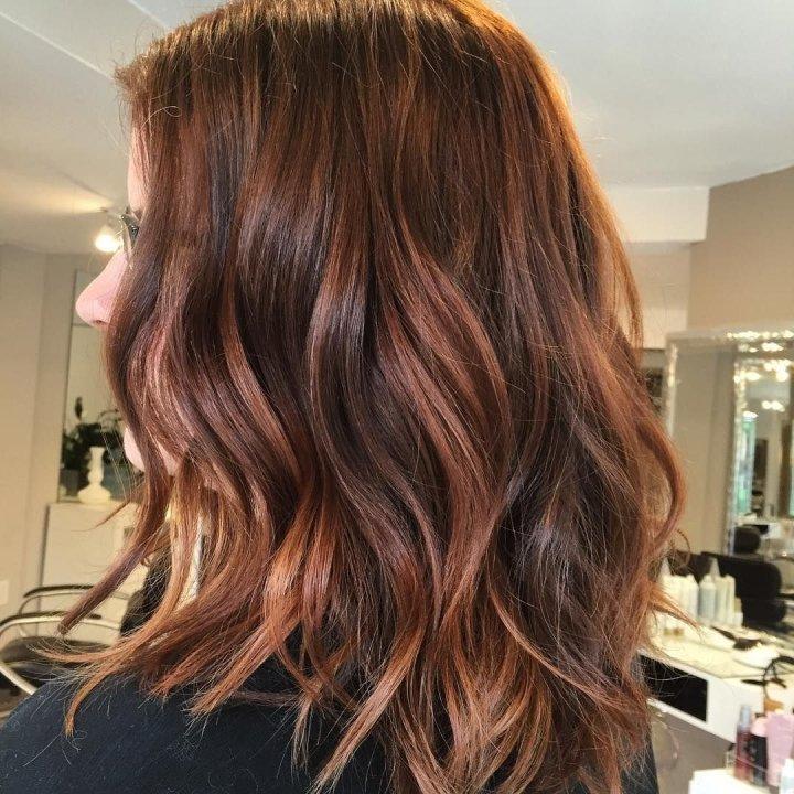 Cute Dark Hair Color Ideas Todayss