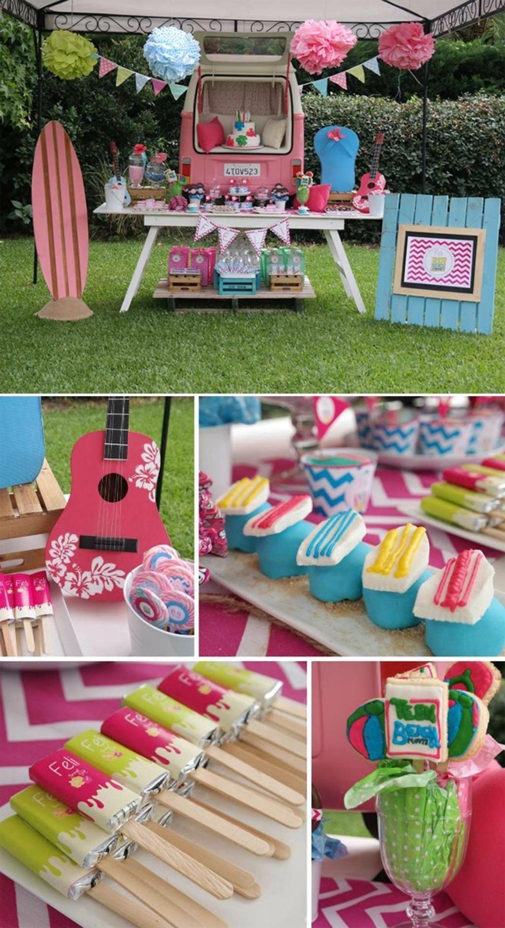 10 Nice Birthday Party Ideas For Teenage Girls 14