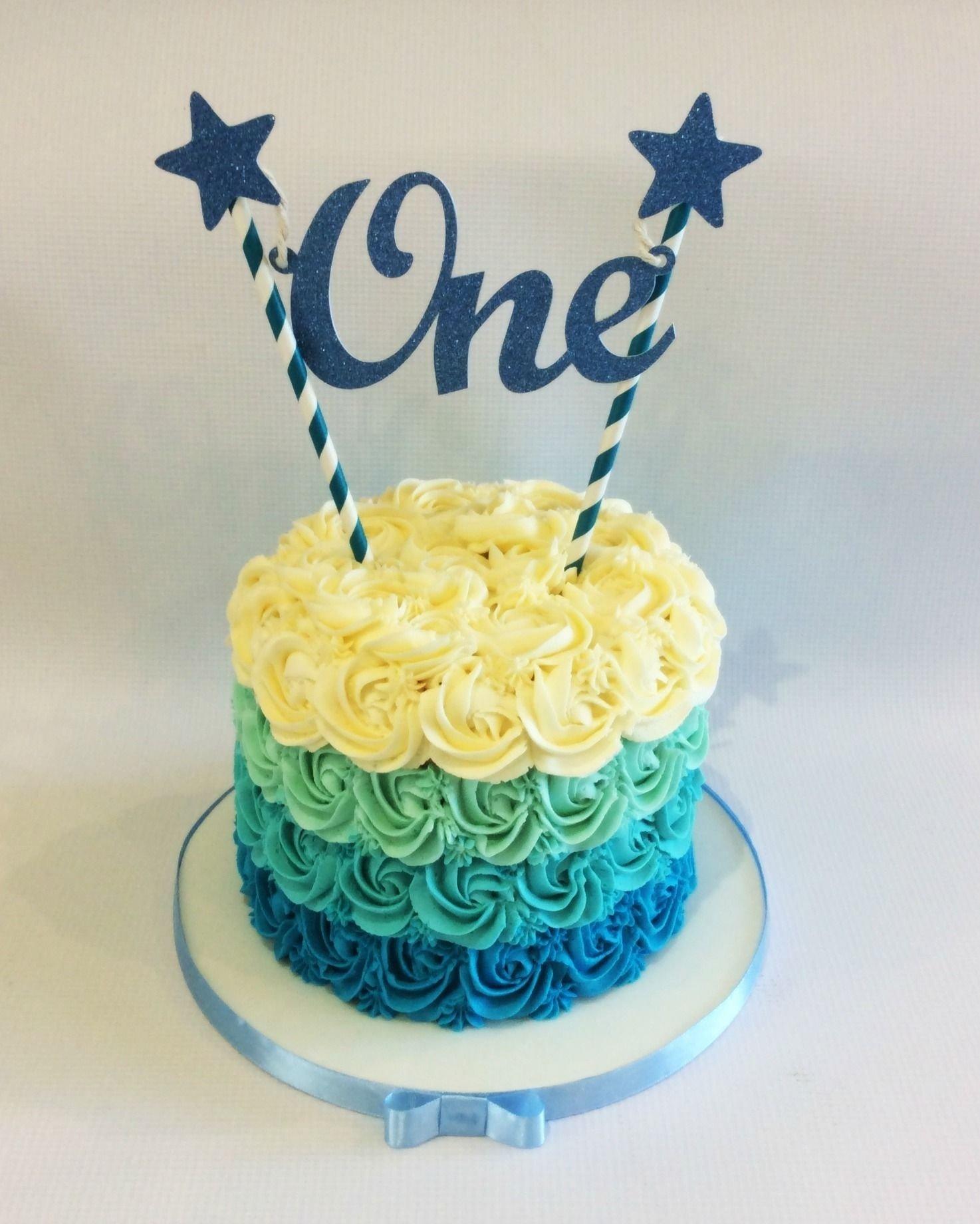 10 Fantastic First Birthday Cake Ideas For Boys