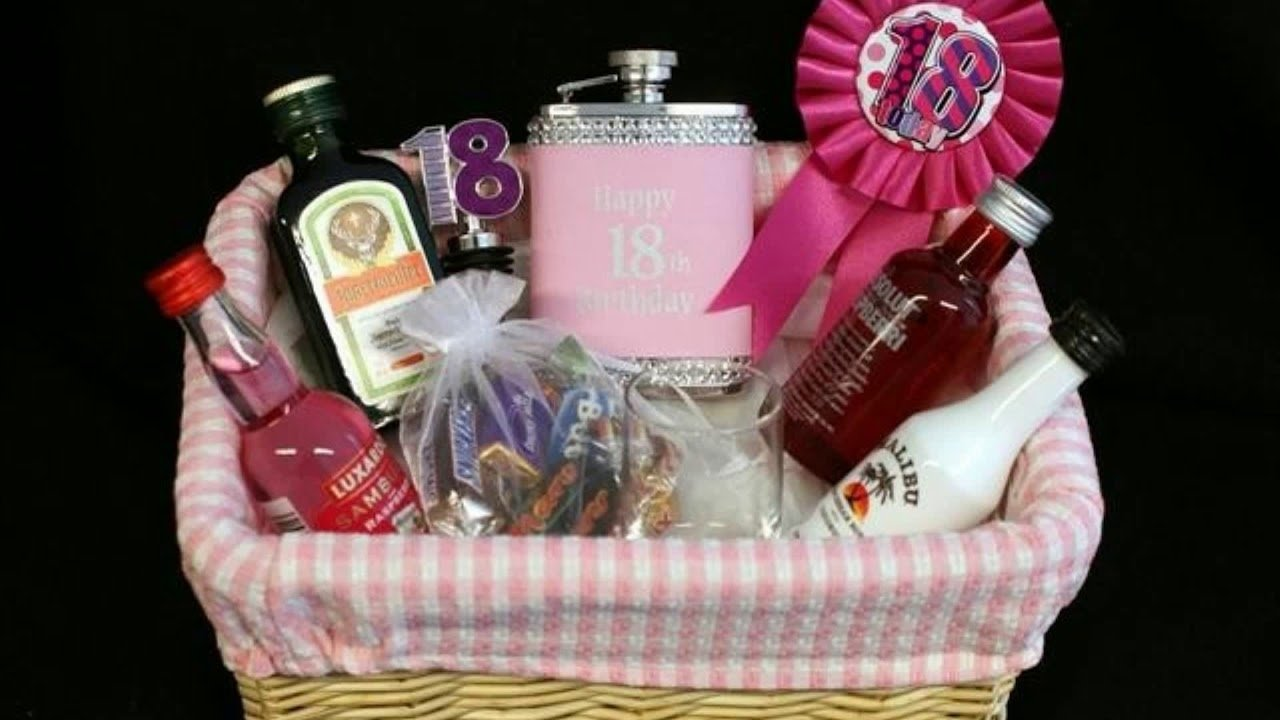 Diy Gift Ideas For 18th Birthday Girl DIY Box I Made