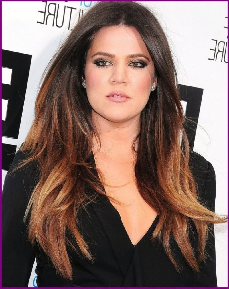 2 Tone Hair Color Ideas For Long Coloringsite