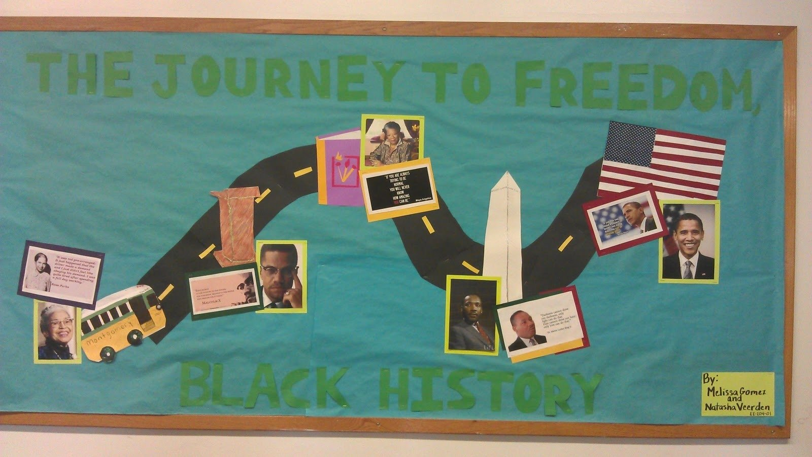 10 Fabulous Black History Month Bulletin Board Ideas
