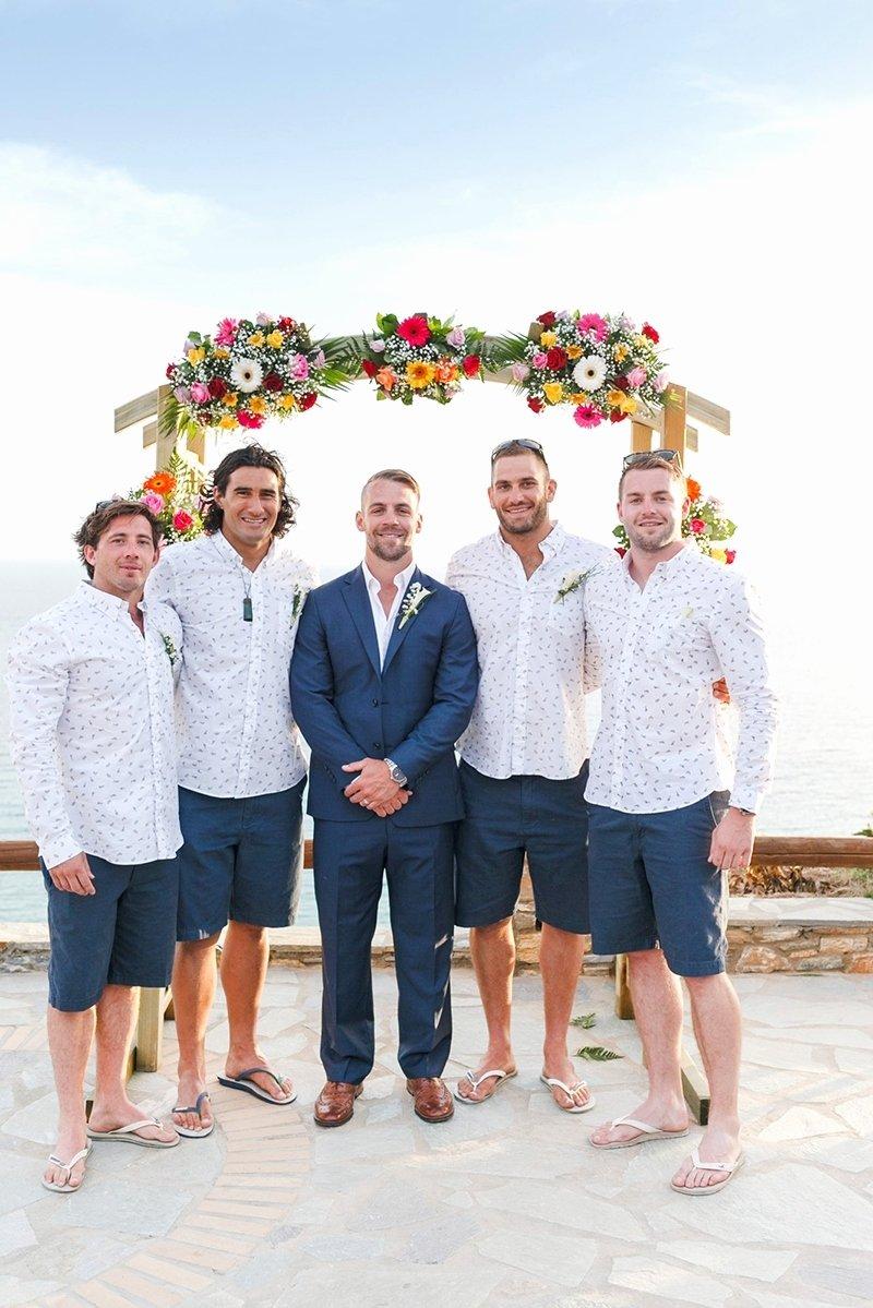 What Do You Wear To A Beach Wedding Male | deweddingjpg.com