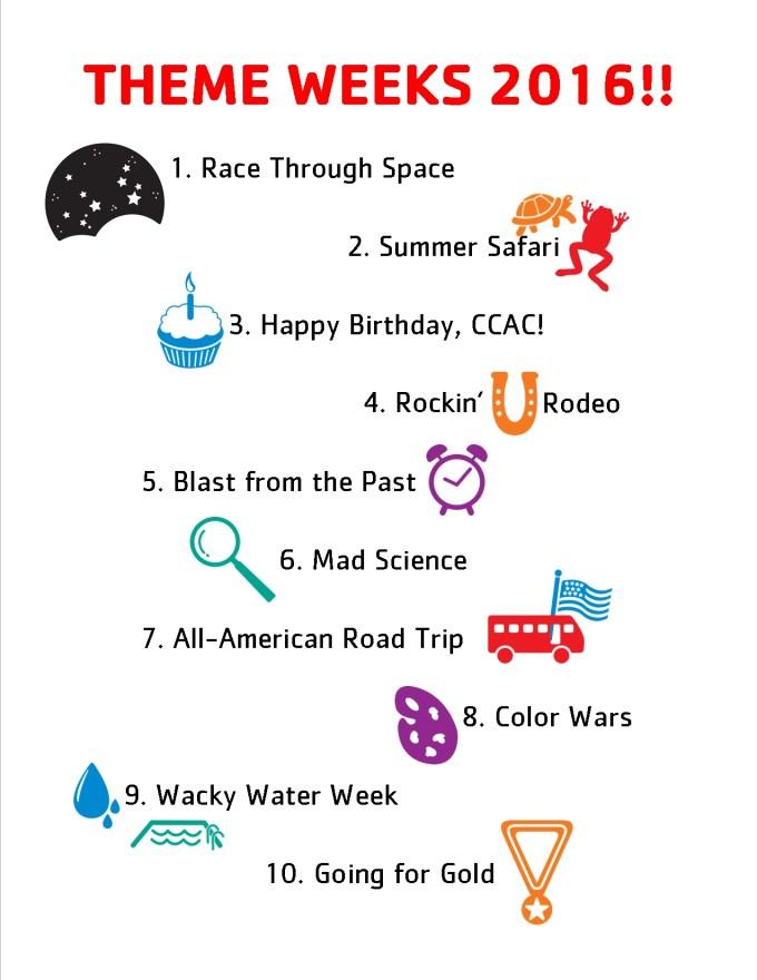 Summer Camp Theme Week Ideas Hype Vacation