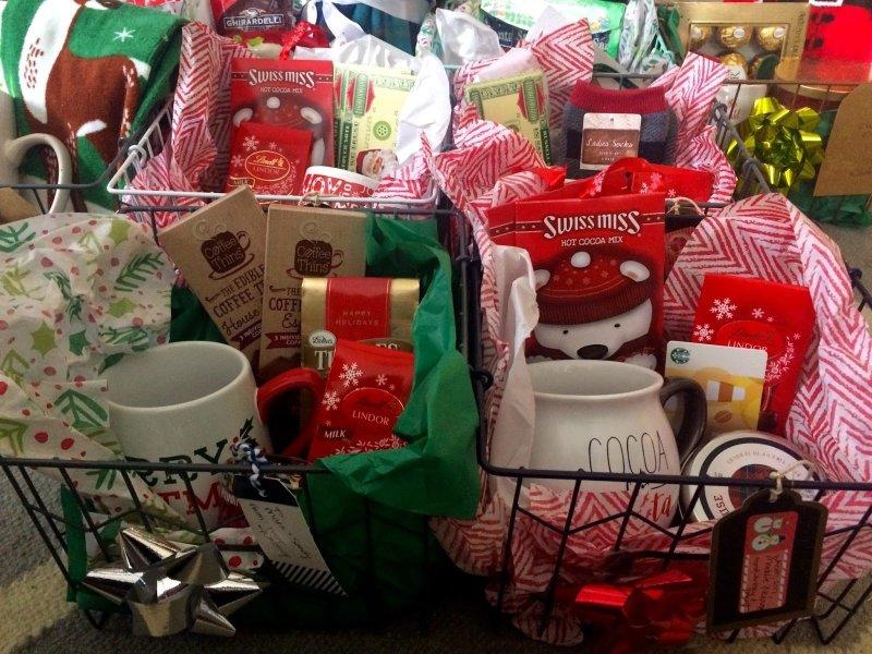 Christmas Gift Basket Ideas Diy | Dealssite.co