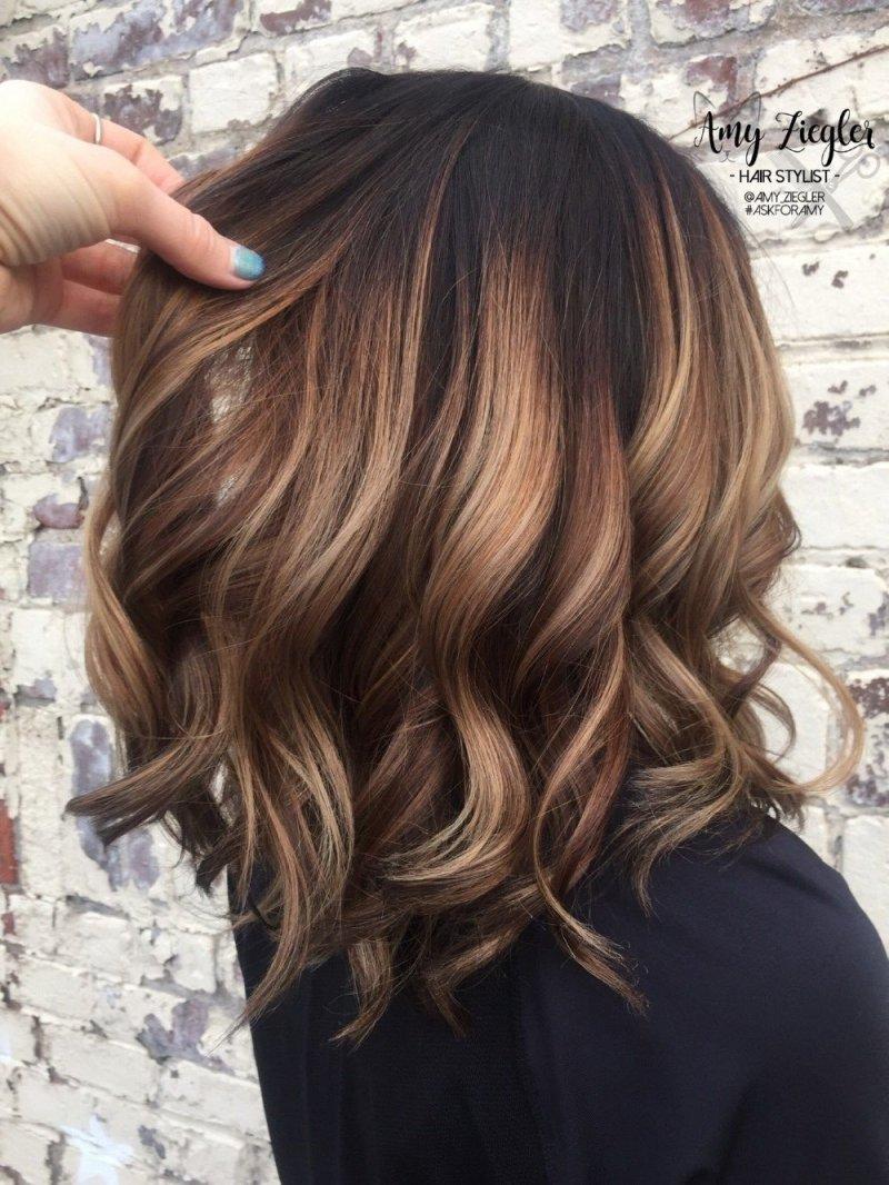 Cute Fall Hair Color Ideas Makeupsite