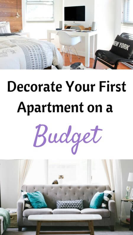 Decorate Your First Apartment On A Budget
