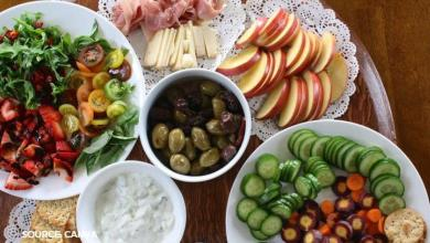 4th of July appetizers to get ready for the upcoming patriotic party