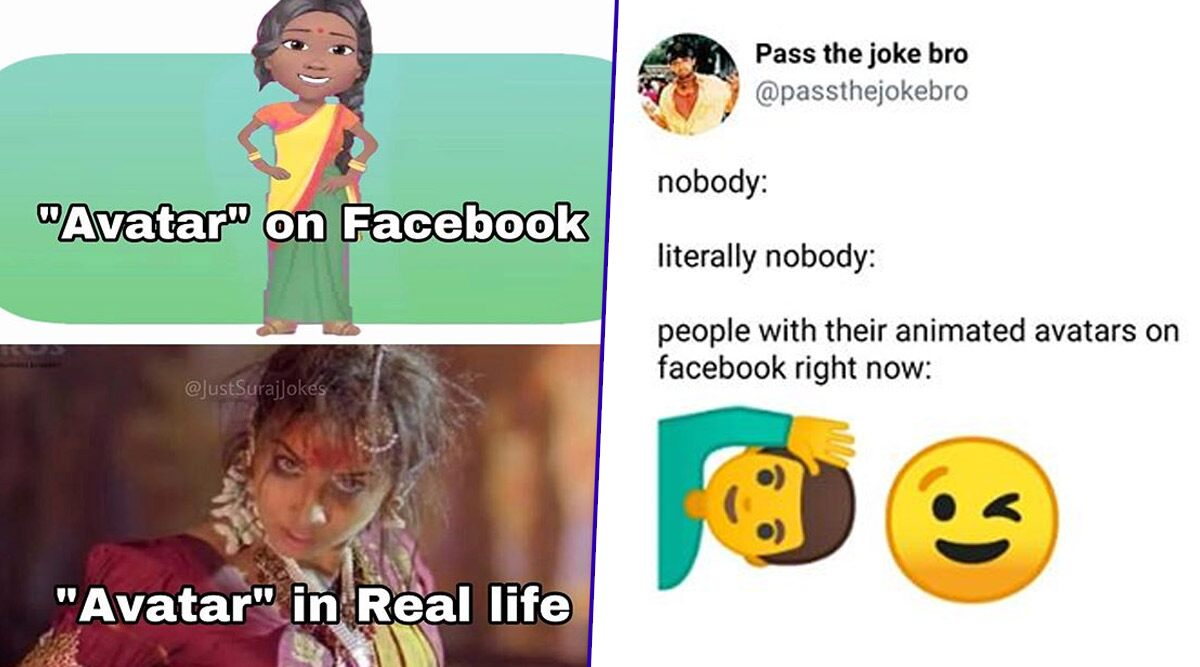 Facebook Avatar Introduced In India Users React With Funny Memes