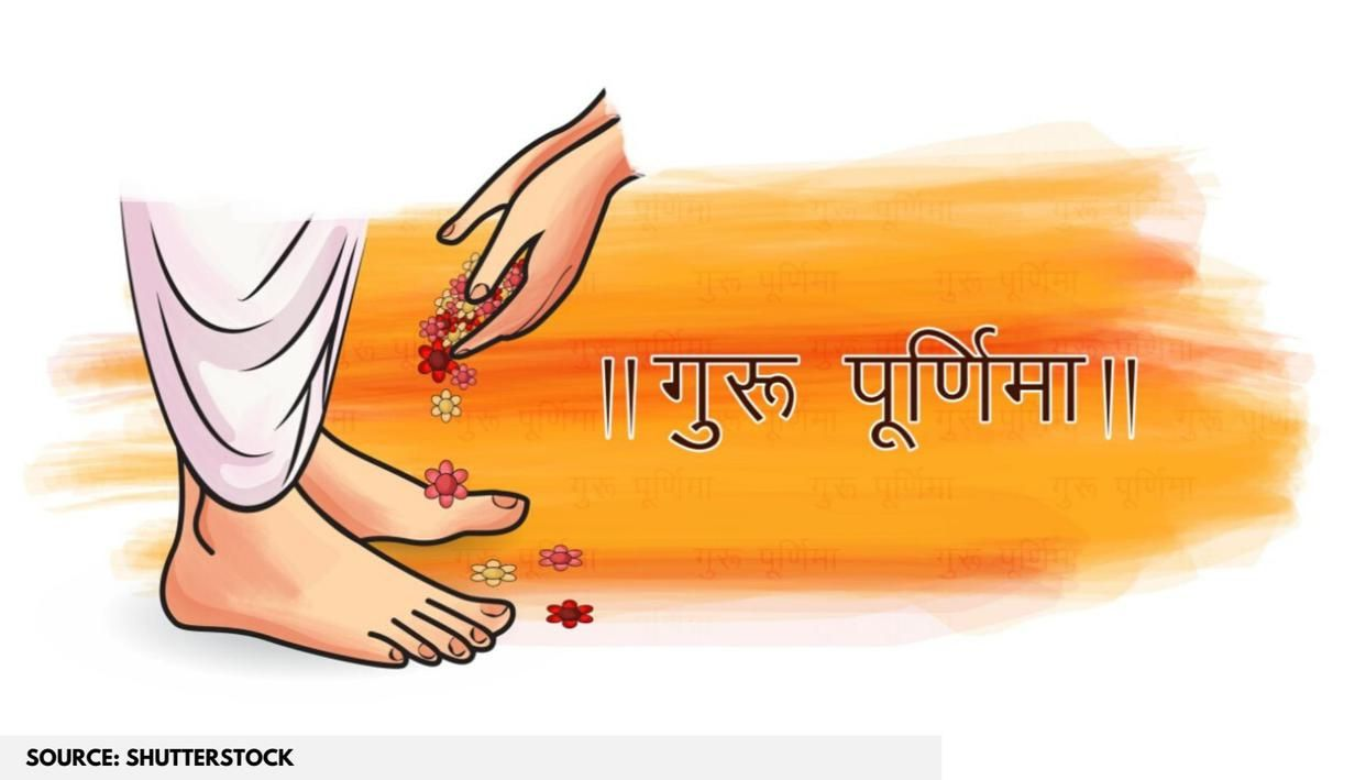 Guru Purnima sketches and art pieces to send to your teachers