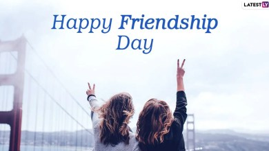 Happy Friendship Day 2020 Messages & HD Images: WhatsApp Stickers, GIFs, Facebook Quotes, SMS, Greetings to Send Heartfelt Wishes to Your BFF