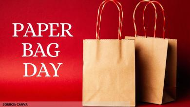 Paper Bag Day quotes to send to your friends & family to raise awareness
