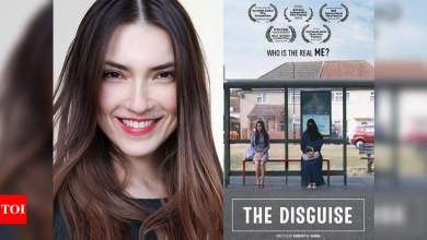 'The Disguise' actress Adriana Grigoriev: Grew up dancing on Indian music; wore grandmother's curtains as sarees | Hindi Movie News