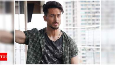 Tiger Shroff opens up on Nepotism: I managed to get out of my father's shadow | Hindi Movie News