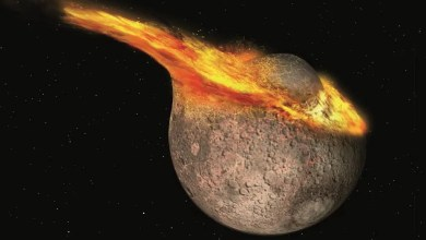 The Moon Might Have Formed a Little Later Than Originally Believed