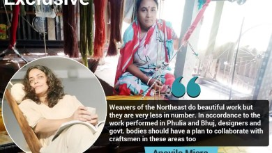 National Handloom Day 2020: Designer Anavila on Condition of Indian Weavers And Need of Govt Intervention