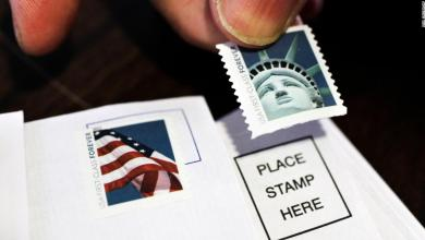 Worried voters are buying stamps and merch to fund the USPS