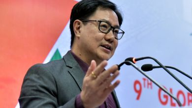 Sports Minister Kiren Rijiju Says Cannot Make A Call On When Crowds Will Return To Stadiums