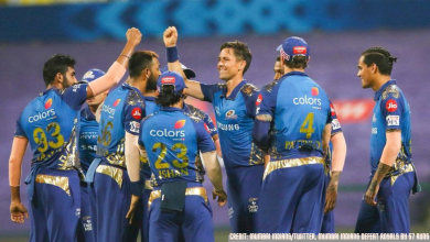 IPL 2020, MI vs RR: Mumbai Registered their 3rd consecutive Victory in IPL 2020, by Defeating Royals by 57 Runs.