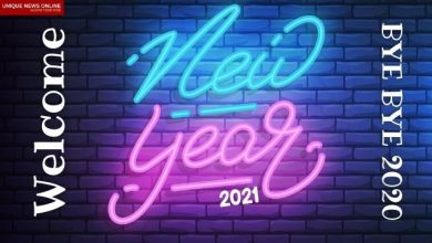 Welcome 2021 Wishes